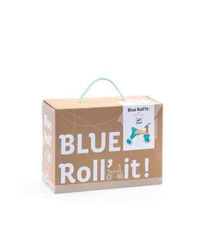 Correpasillos - Blue Roll'it !