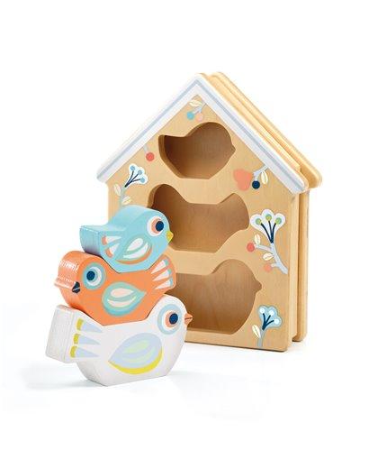 BabyBirdi - Puzzle encajable