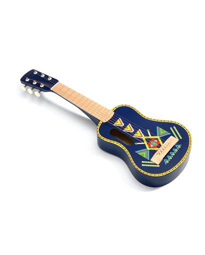 Guitarra 6 cuerdas metálicas