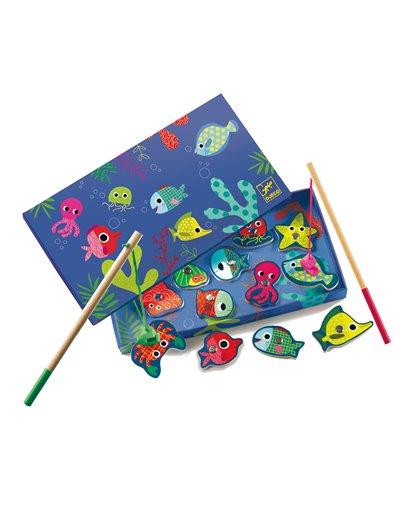 Magnéticos - Pesca coloreada