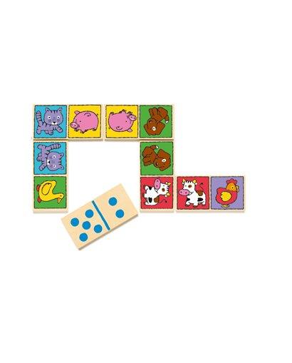 Domino-nimo - Juego - educativo
