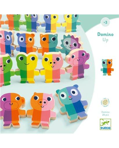 Domino Up - Juego - educativo
