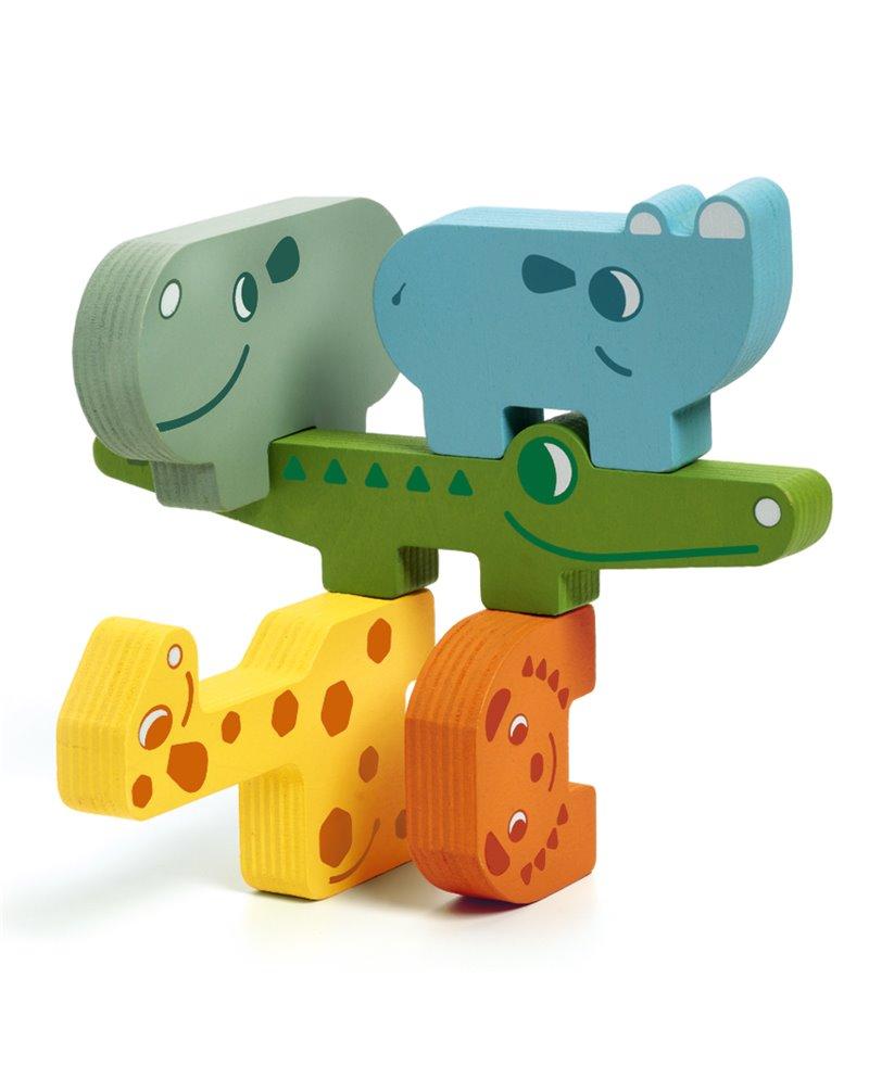 Construcción Puzzle - Ze Totanimo