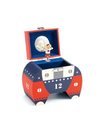 Caja de música - Polo 12 astronauta