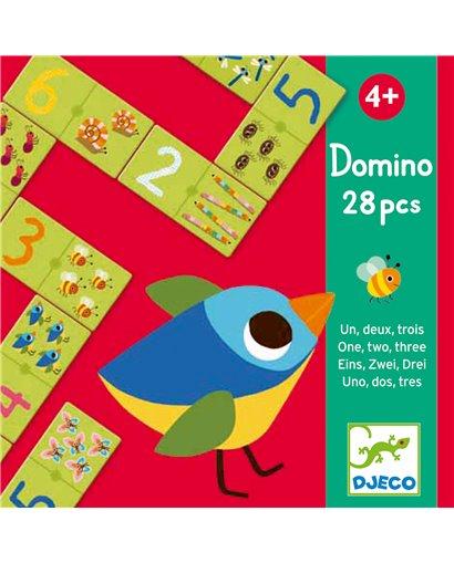 Domino - Uno, dos, tres