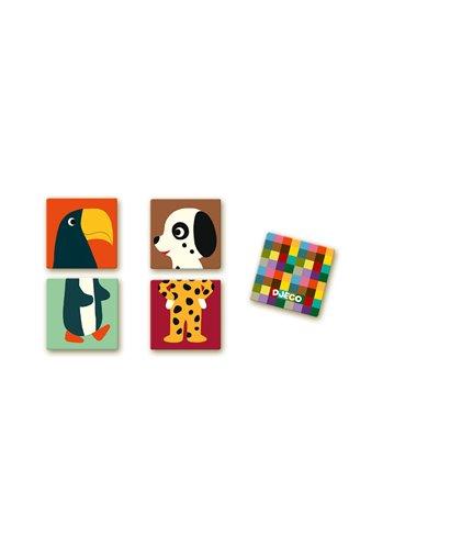 Memo - Animo puzzle
