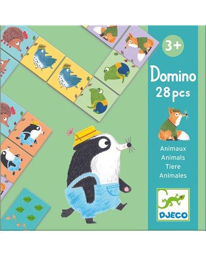 Domino - Animales