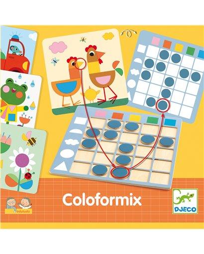 Eduludo Coloformix - Lógica