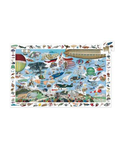 Puzzle Observación - Aéro Club - 200 pcs