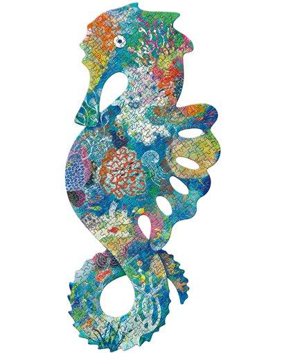 Puzzle Art - Caballito de mar