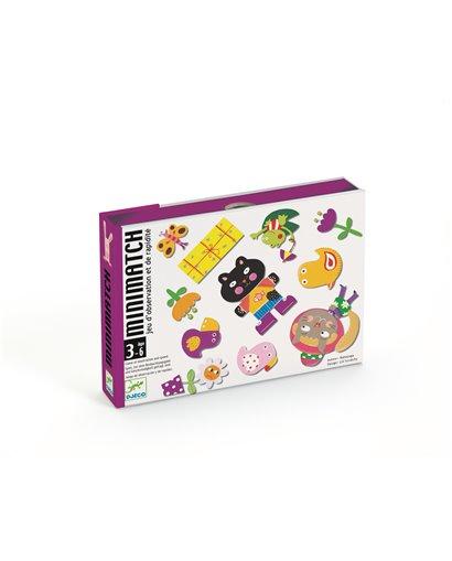 Cartas - MiniMatch