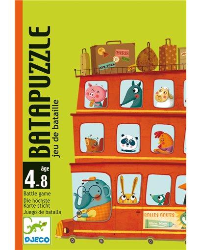 Cartas - Bata puzzle
