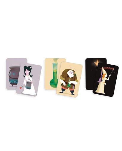 Cartas - Magic school