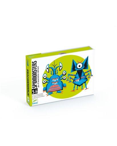 Cartas - SpidMonster