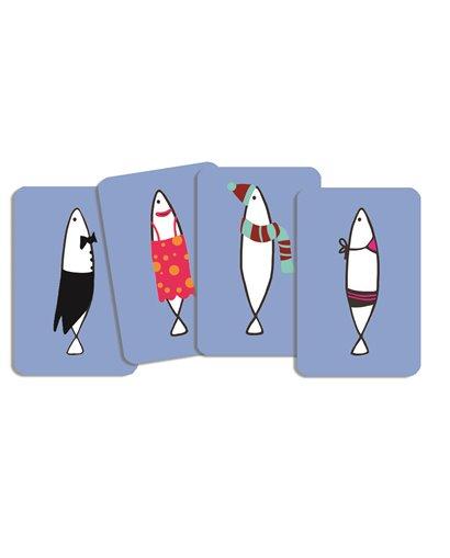 Cartas - Sardines