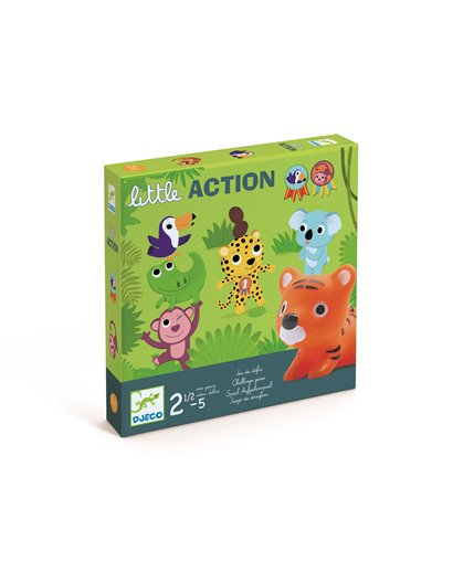 Juego - Little Action