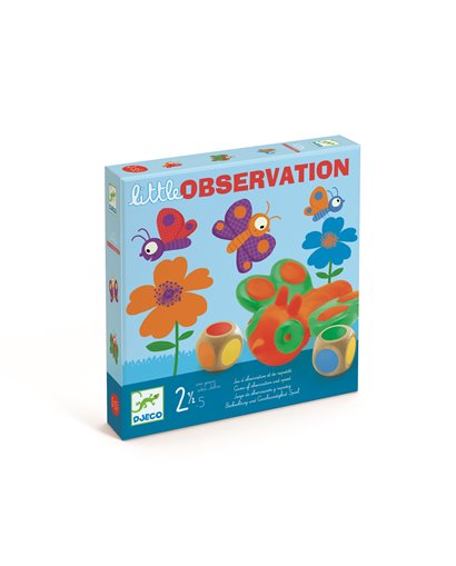 Juego - Little Observation