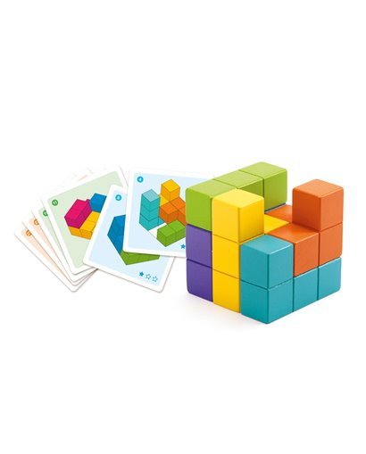Juego - Cubissimo