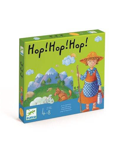 Juego - Hop Hop Hop