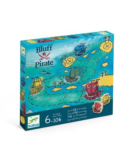 Juego - Bluff Pirate