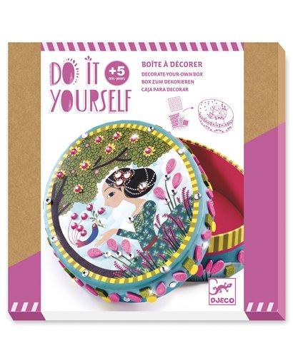 Do It Yourself - Caja para decorar - Pequeños secretos