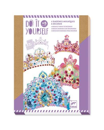 Do It Yourself - Diademas para decorar - Como una Princesa