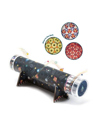 Do It Yourself - Caleidoscopio para montar -  Inmersión espacial