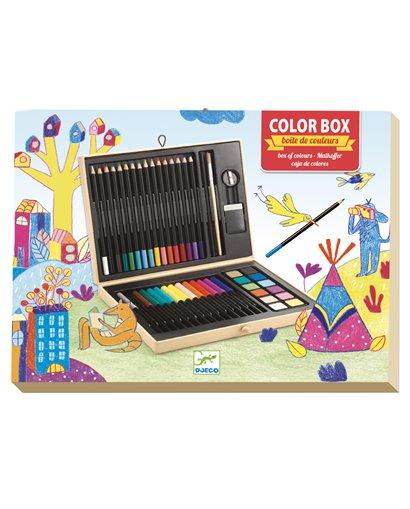 Colores - Caja de colores