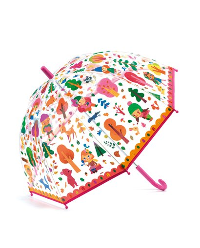Paraguas Bosque