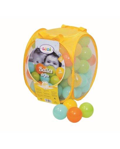 Bolsa de pelotas - surtido colores