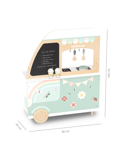 Cocina Food Truck - Imitación