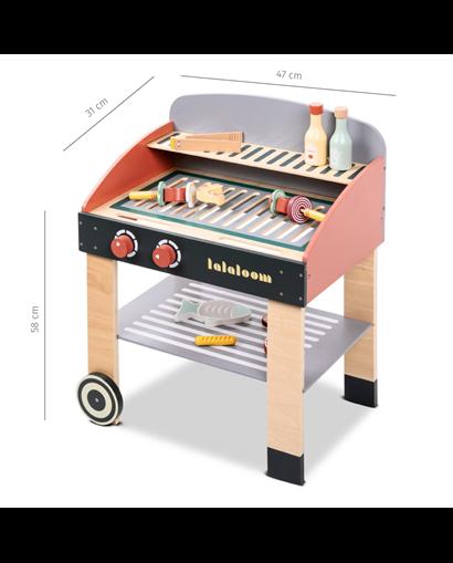 Cocina barbacoa - Imitación