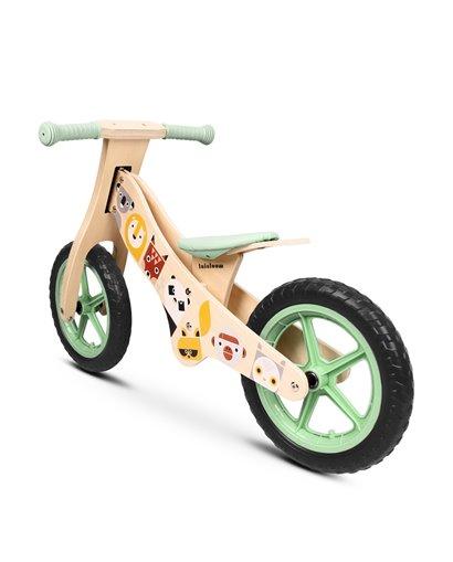Bicicleta de madera sin pedales Wild