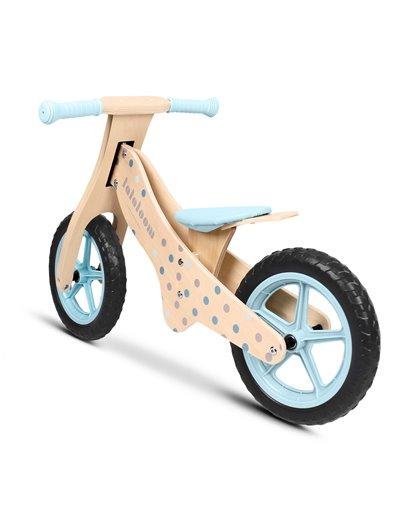Bicicleta de madera sin pedales Bubble