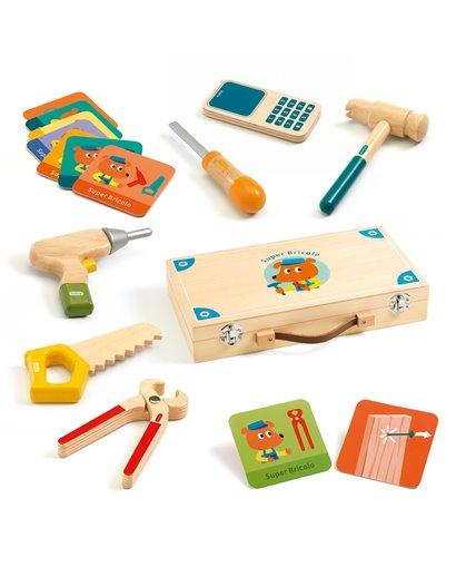 Imitación  - Caja de herramientas