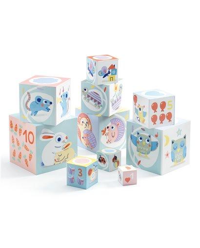 Cubos encajables BabyBloki