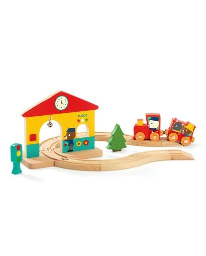 Tren Minitrain