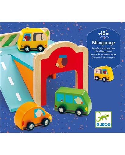 Primer parking Minigarage
