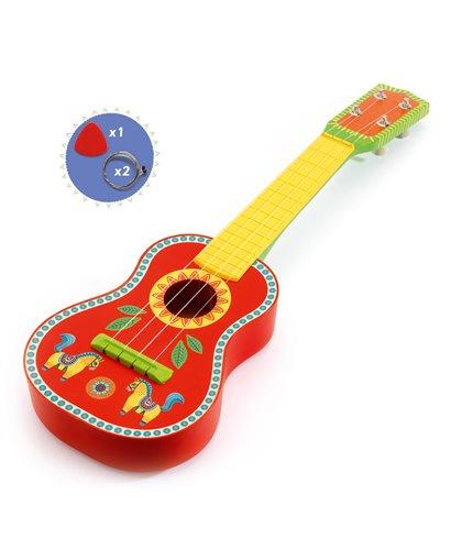 Ukukélé guitarra