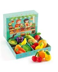 Imitación  - Frutas y verduras