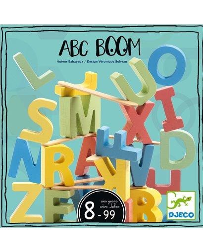 Juego - ABC Boom