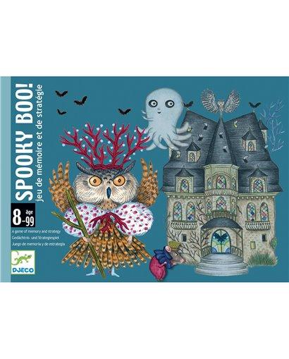Cartas - Spooky Boo