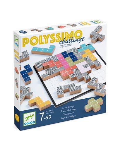 Juego - Polyssimo Challenge