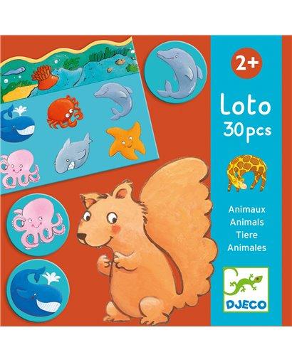 Loto - Animales