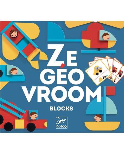 Ze Geovroom - Construcción